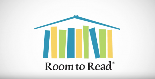 Taylor Supports Room to Read
