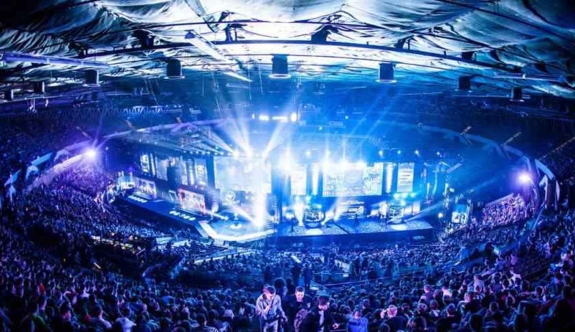 eSports and the Live Chat: A Recipe for Success